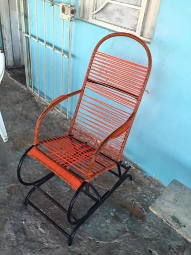 cadeira de balanco